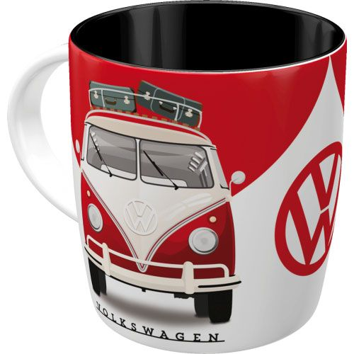 Tasse-Volkswagen-good in shape-hinten
