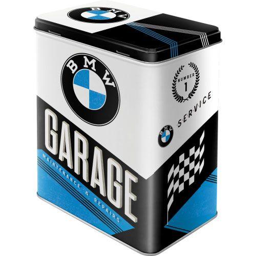Vorratsdose-L-BMW-hinten