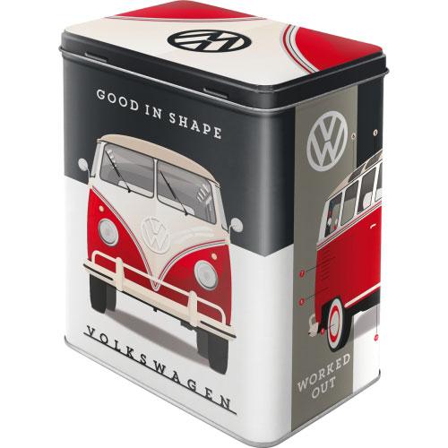 Vorratsdose-L-VW-Good in Shape-vorn