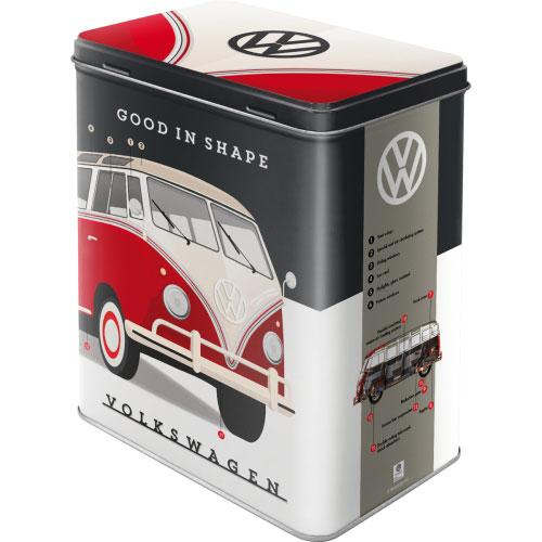 Vorratsdose-L-VW-Good in Shape-hinten