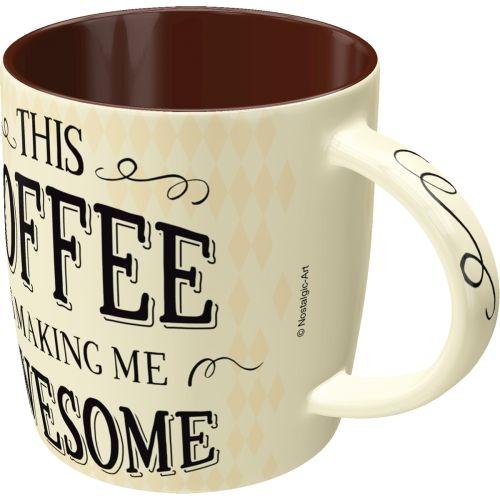 Tasse-Awesome-Coffee-vorn