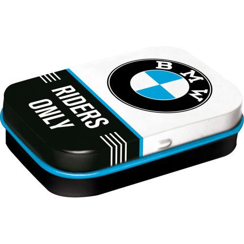 Pfefferminzdose-BMW-Riders-Only