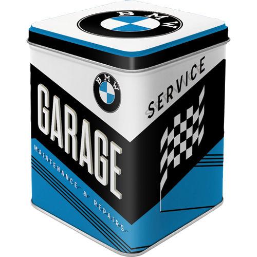 Teedose-BMW-Garage